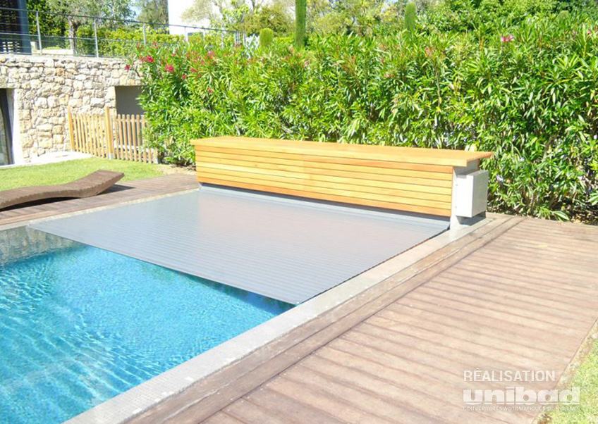 Above The Ground Slatted Pool Covers