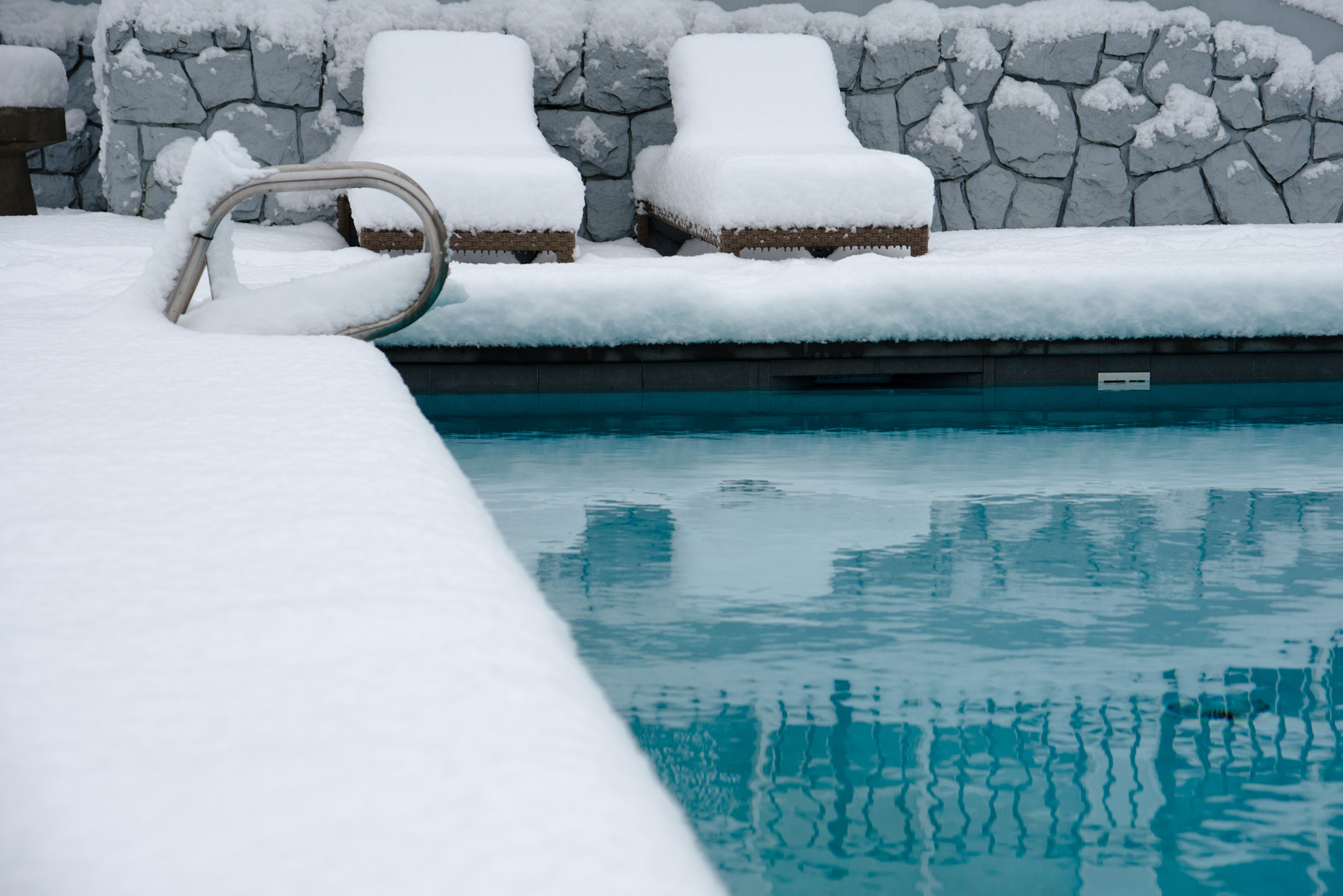 It S Winter Take Advantage Of Our Maintenance Packages To Keep Your Installation Up And Running Before The Peak Season No Problem In Restarting Pool